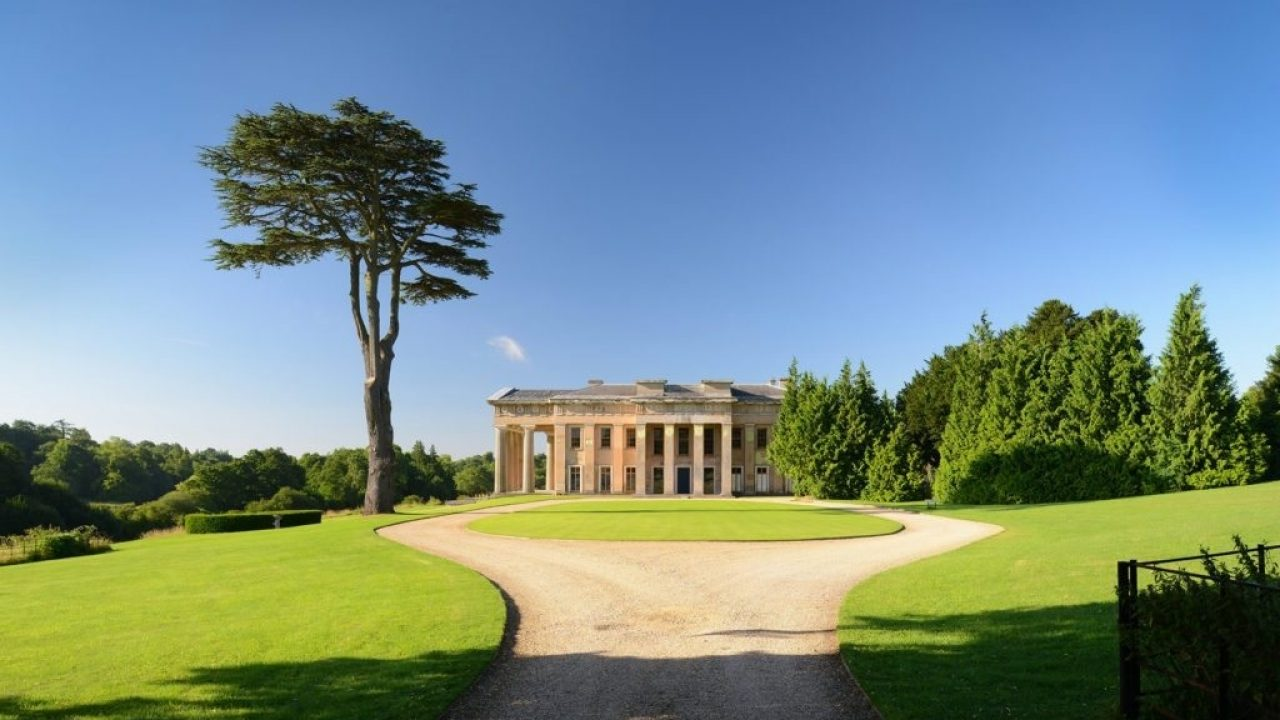 The BSO performs by invitation at extraordinary venues such as The Grange Festival, Hampshire