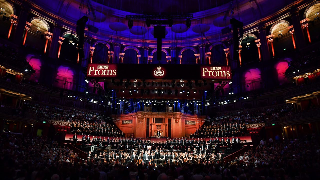 Nemanja Radulović makes his debut at the BBC Proms with Kirill Karabits and Bournemouth Symphony Orchestra