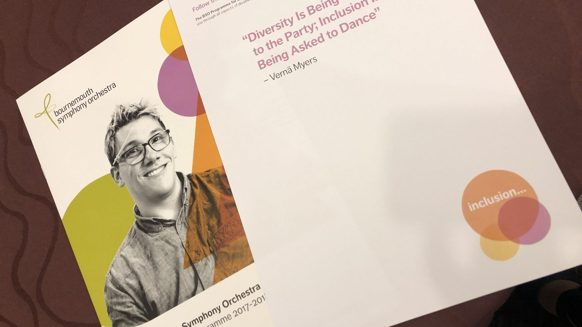 Change Makers report at the league of American orchestras conference