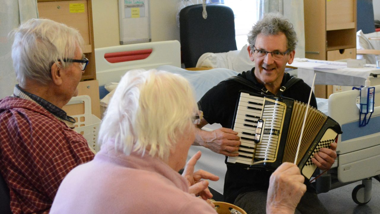 Bournemouth Symphony Orchestra is taking action this Dementia Action Week