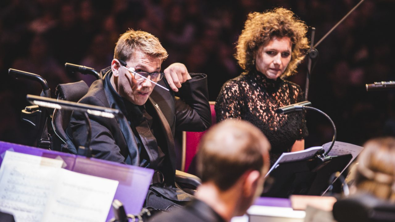 The Orchestra urging business leaders to take the baton