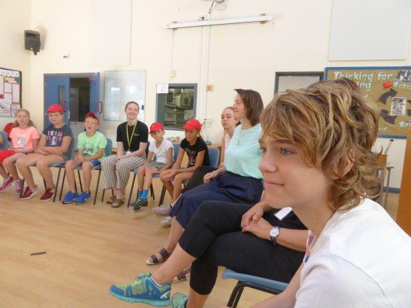 Children of Chernobyl create lasting memories with music
