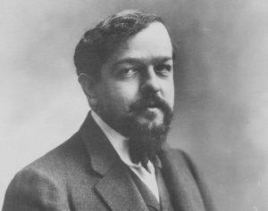 Clause Debussy composer portrait