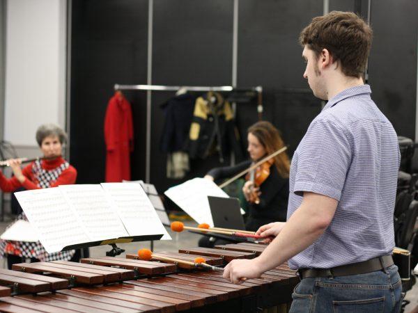 Rehearsals abound with BSO Resound