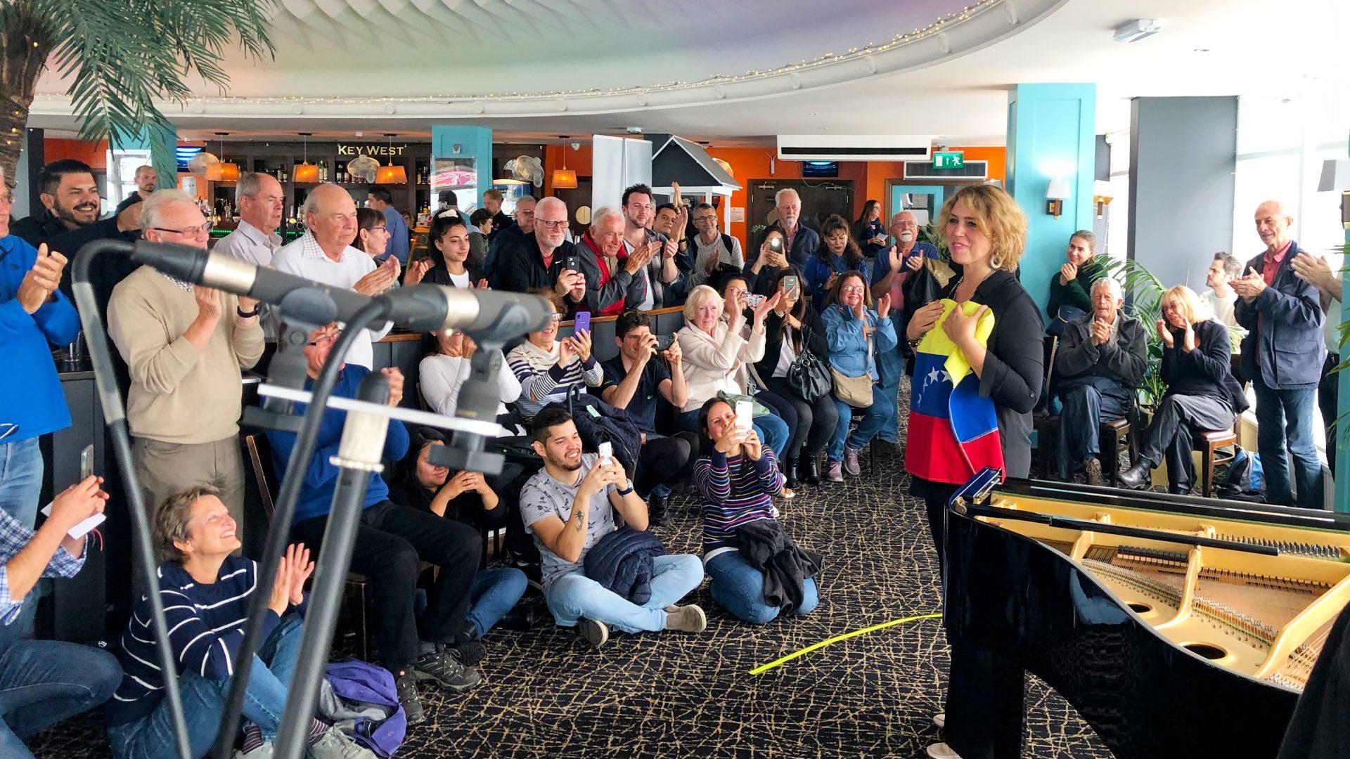 Montero wows Bournemouth crowd