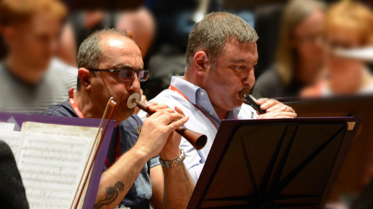 Karabits celebrates Armenian music in new BSO album