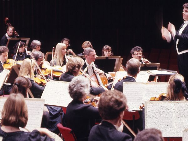 1980-2020: join us for a trip down memory lane as Jacoba and Roger celebrate 40 years with the BSO
