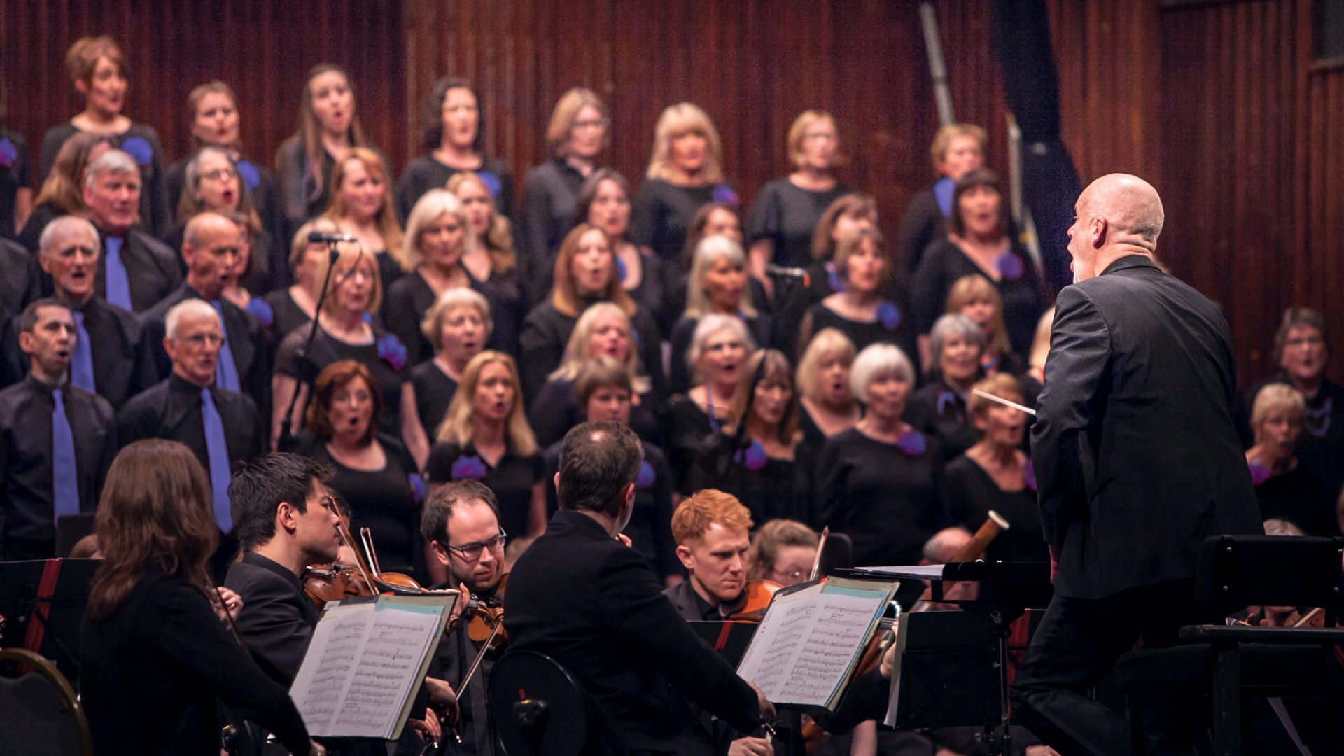 BSO Voices with Pete Harrison