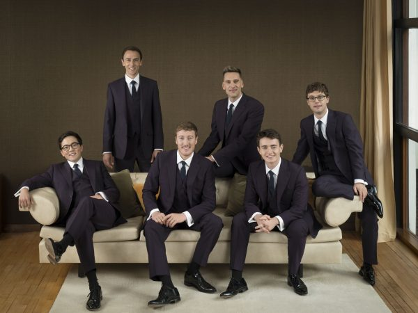 Music at St Giles: The King's Singers
