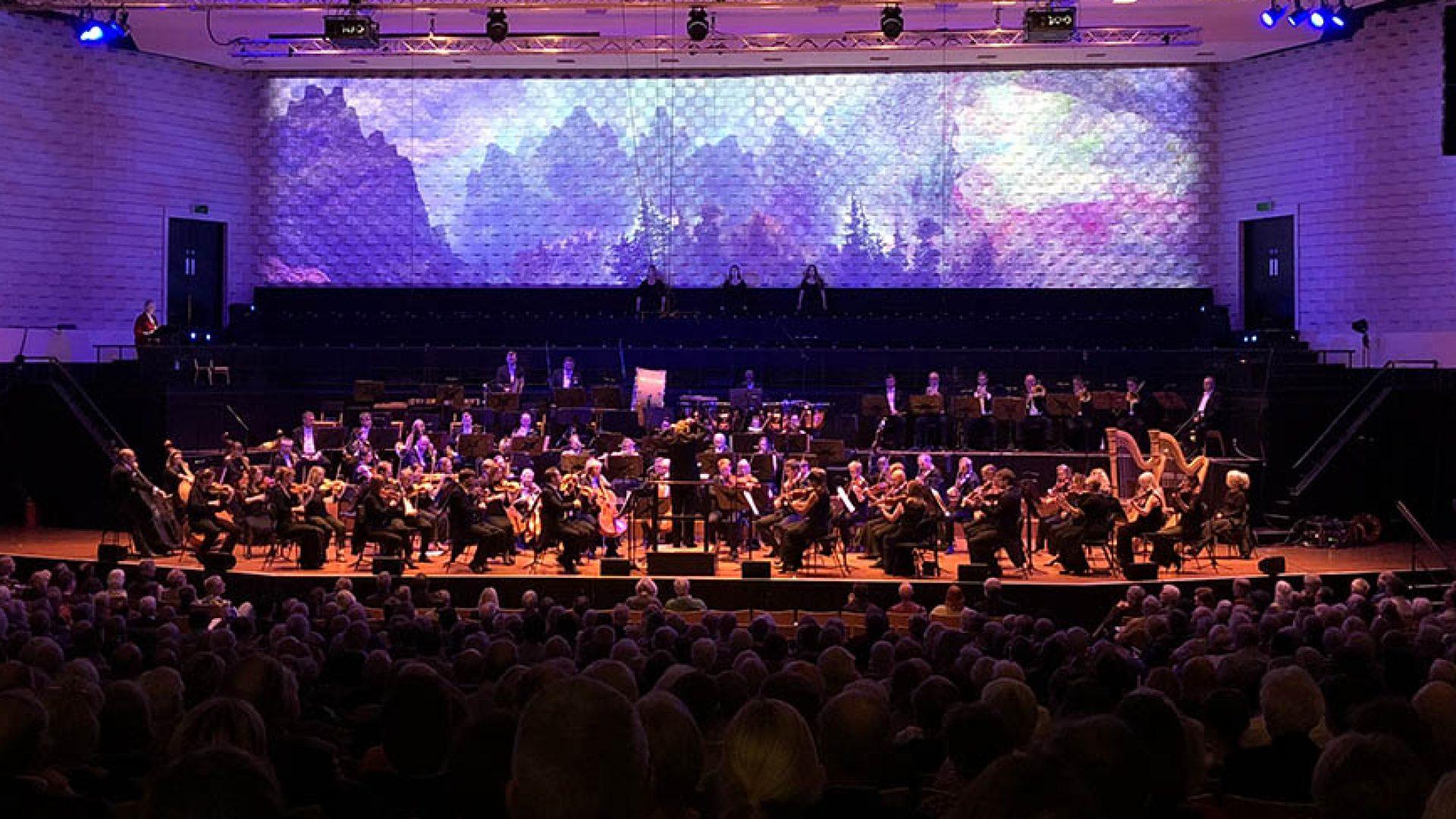 BSO perform Liszt's Vor hundert Jahren (c)BSO