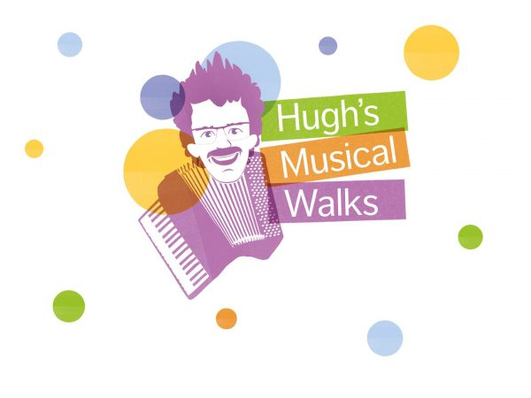 Hugh's Musical Walks