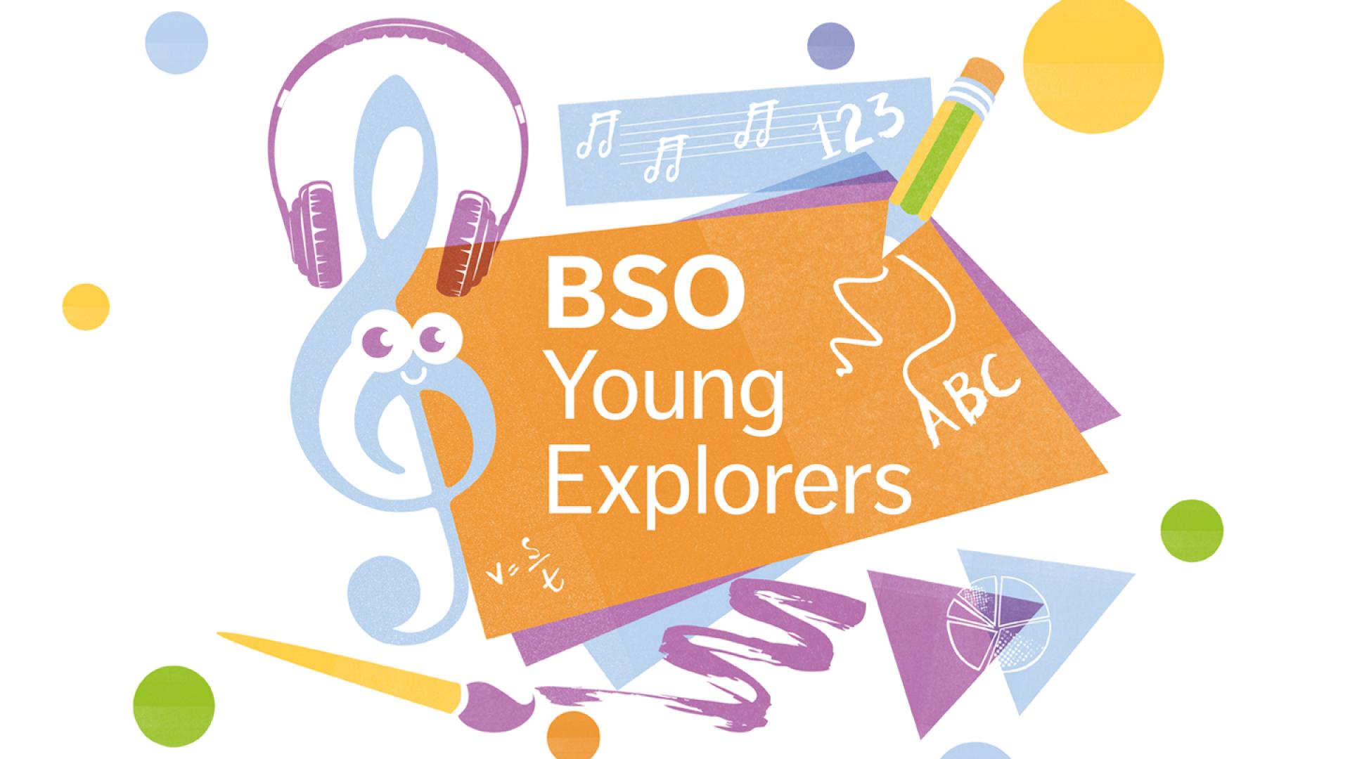 BSO Young Explorers logo