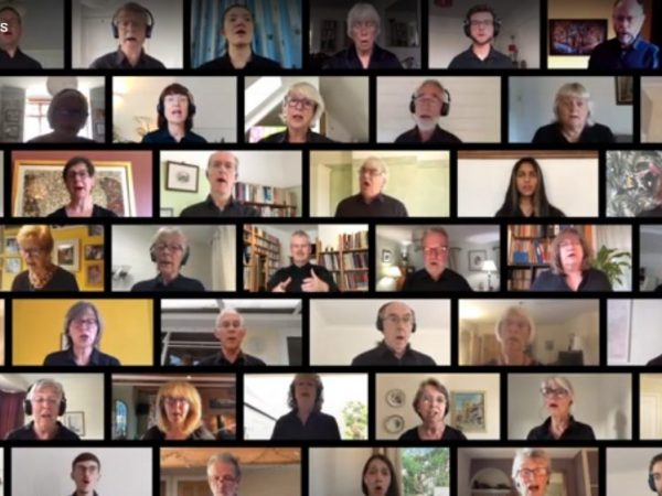 Bournemouth Symphony Chorus record Tallis motet