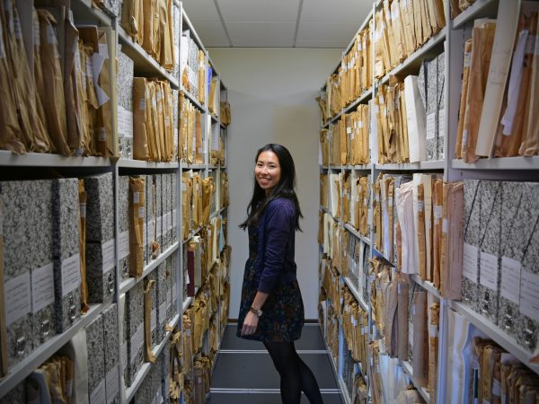 Did you hear the music of composer Carmen Ho, our Assistant Librarian, on BBC Radio 3 last week?