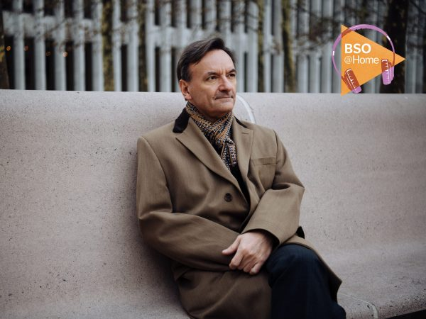 BSO@Home: Stephen Hough and Tchaikovsky