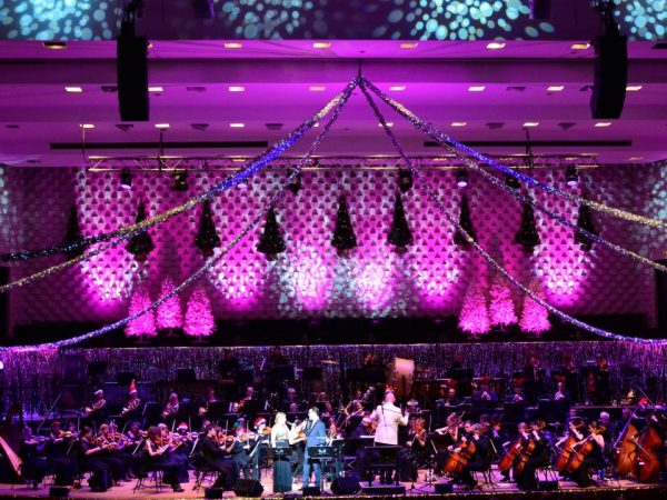 Sing along with Bournemouth Symphony Orchestra this Christmas!