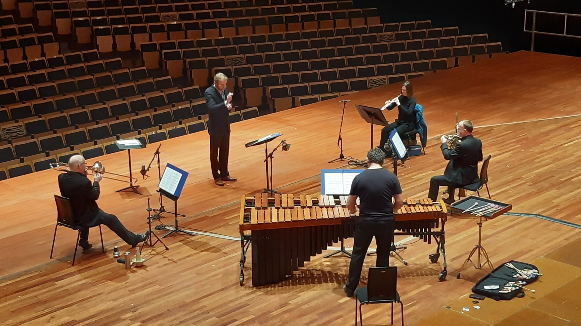 BSO musicians record GCSE works (c)BSO