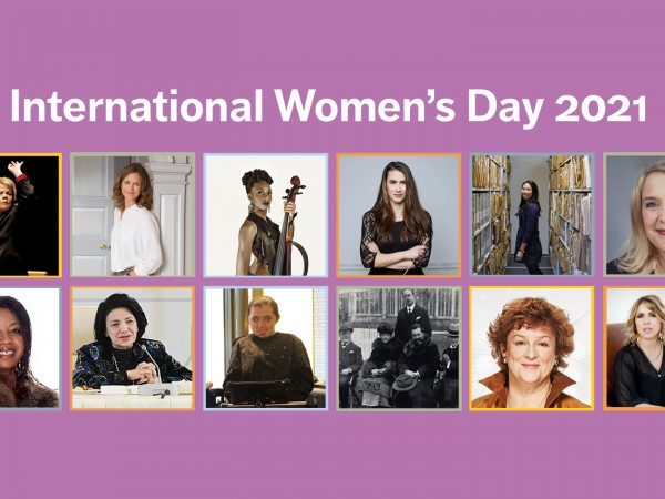 International Women's Day with the BSO