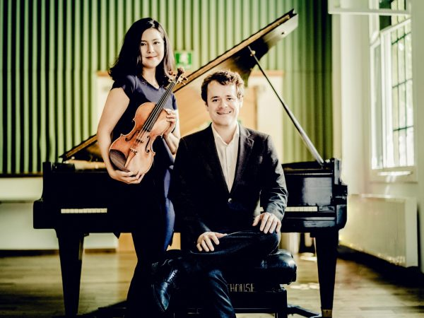 5 things about Benjamin Grosvenor and Hyeyoon Park