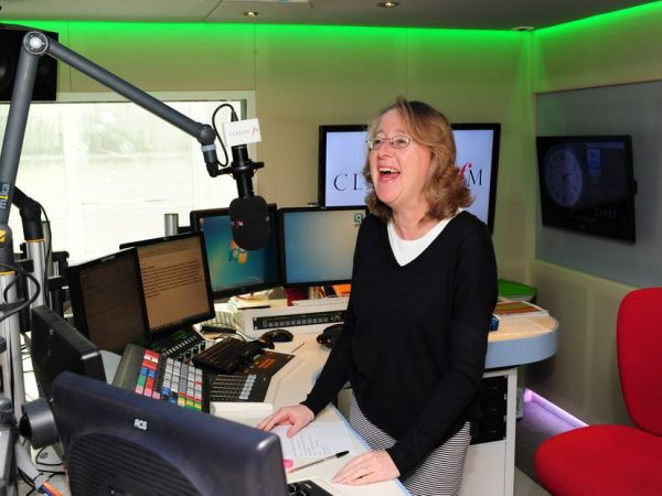 In conversation with Classic FM's Anne-Marie Minhall