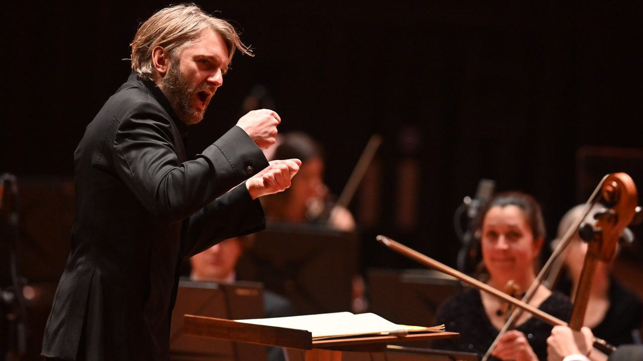 Touring, new commissions and further livestreams: the BSO announces ambitious autumn season