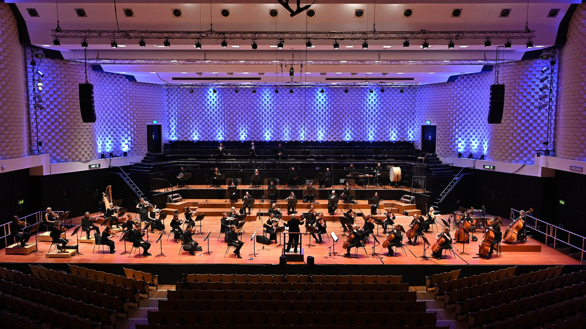 Bournemouth Symphony Orchestra (c)Mark Allan