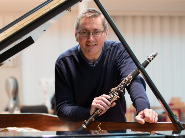 Barry Deacon on his love of Mozart's Clarinet Concerto