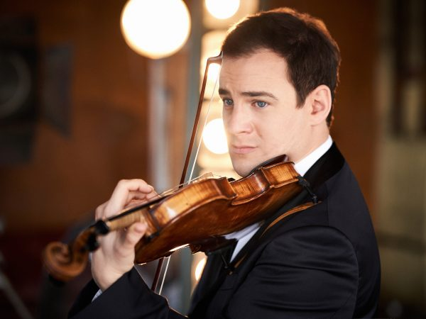 """""""I love the vocal element to the violin"""": In conversation with Jack Liebeck"""