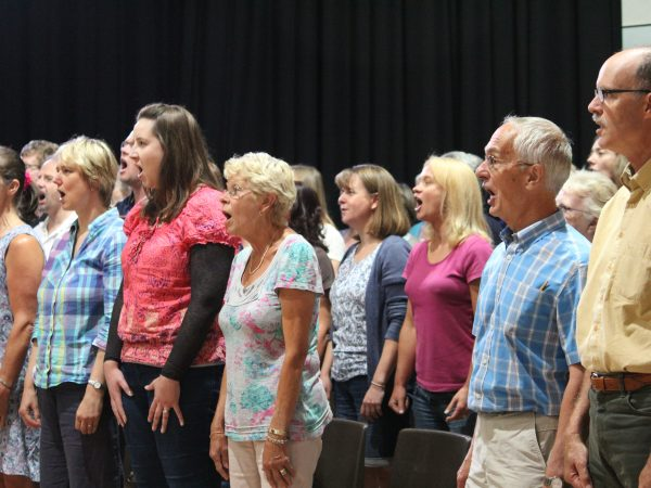 Celebrating music through the joy of singing, with BSO Voices